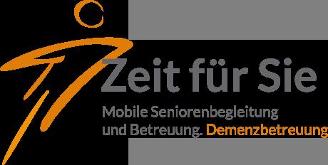 Zeit für Sie - Mobile Seniorenbegleitung und Seniorenbetreuung, Demenzbetreuung